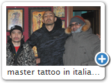 master tattoo in italian rooster
